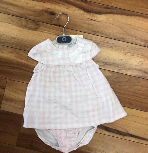 Tutto Piccolo - Pink Check Dress