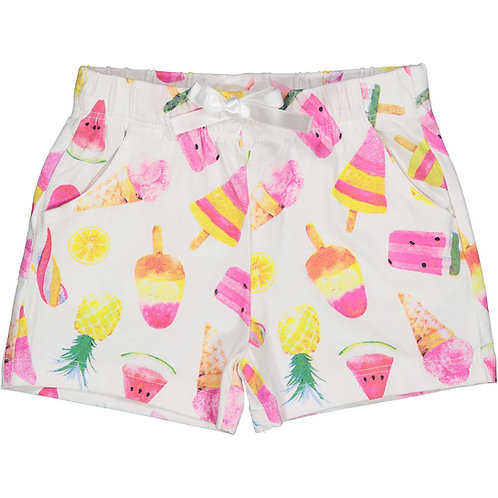 Birba -Colourful Ice-cream Shorts