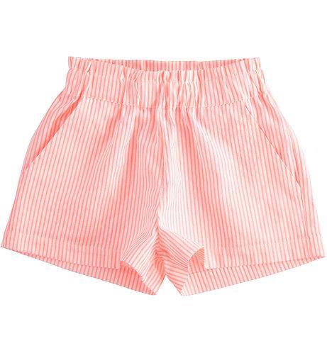 iDO - Coral Short Woven Shorts