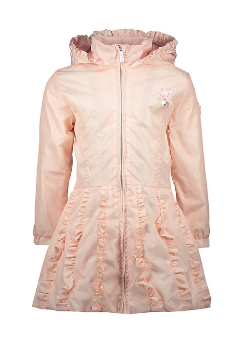 """Le Chic - Pink Coat """"Field of roses"""""""