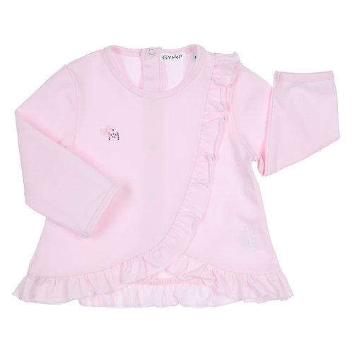 GYMP -  Light Pink Tunic