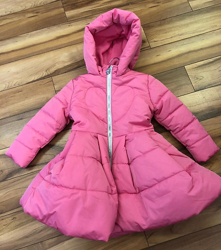 Arianna Dee - Peach Coat