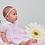 Thumbnail: Sarah Louise - Pink & White Dress