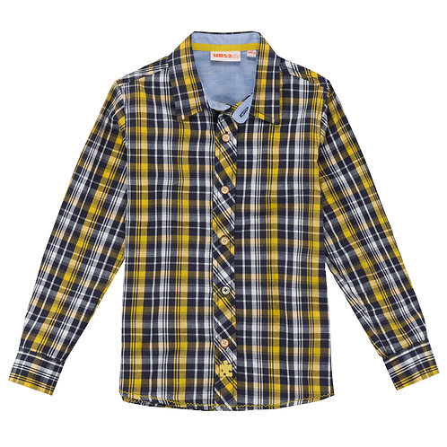 UBS2 - Navy, Yellow and White Shirt