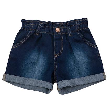 UBS2 Dark Denim Shorts