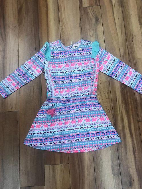 Mimpi -  Trendy long sleeve dress