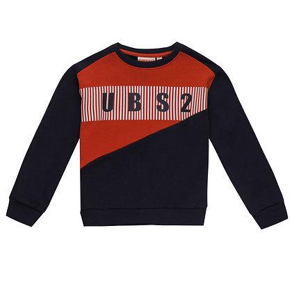 UBS2 -Navy Blue Hoodie