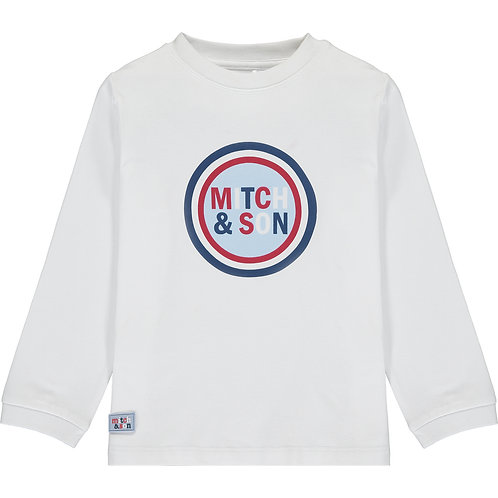 Mitch & Son - Abel Long Sleeve Crew Top