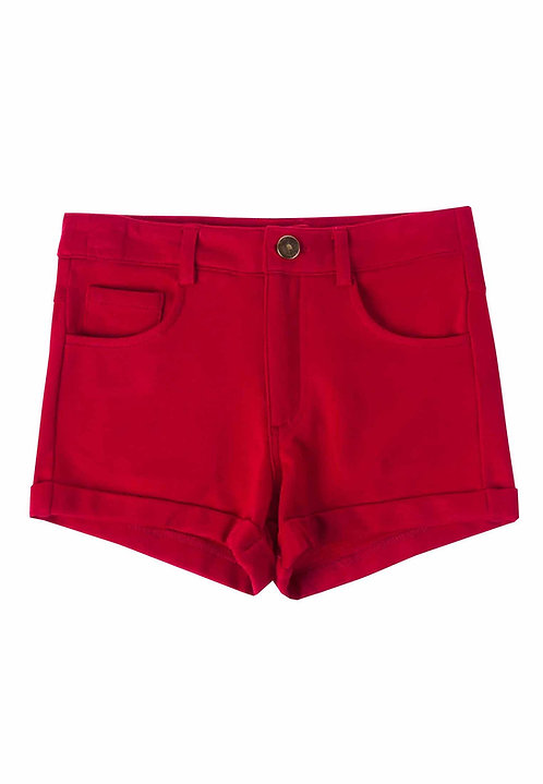 UBS2 - Red Shorts