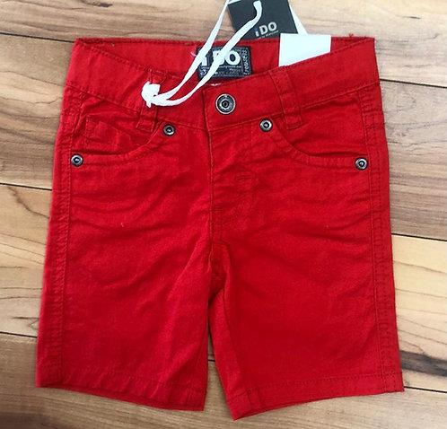 iDO - Red Shorts
