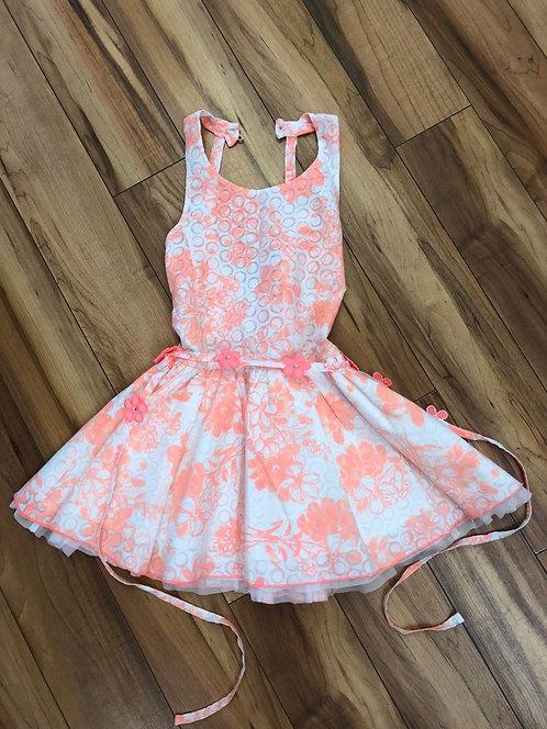 A Dee - Coral Dress
