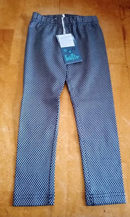 Lofff Dark Blue Silver Leggings