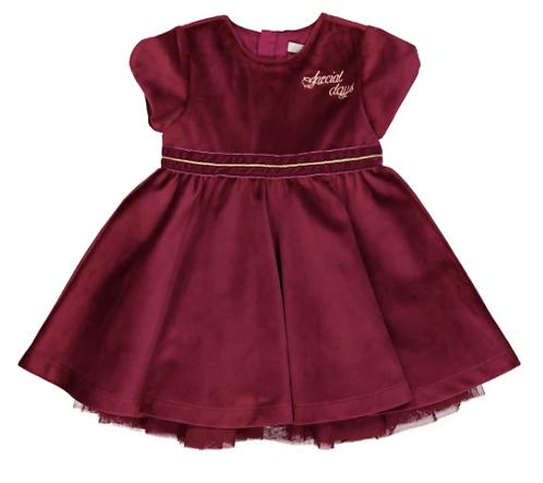 Birba - Velvet Dress