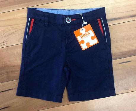 UBS2 - Navy Shorts