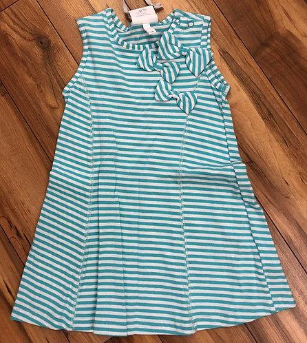 Le Chic - Green Stripe Dress