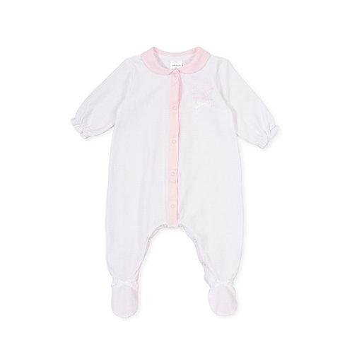 Tutto Piccolo - P.Alegrias Pink Babygrow