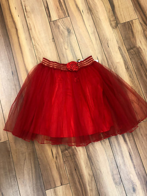Le Chic Red Skirt