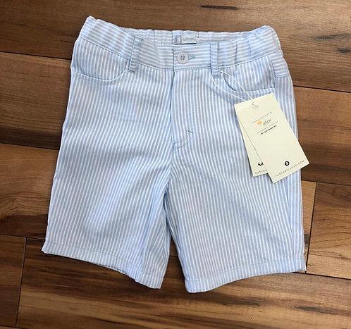 Tutto Piccolo - Stripe Bermuda Shorts