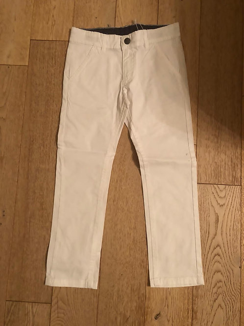 UBS2 - White Trousers