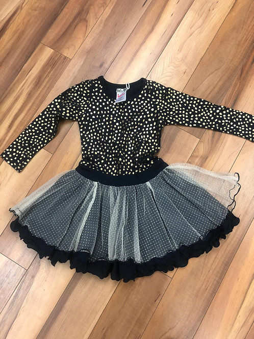 Loff - Long Sleeve Glitter Dress