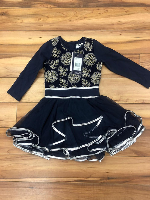 Loff Navy Dress
