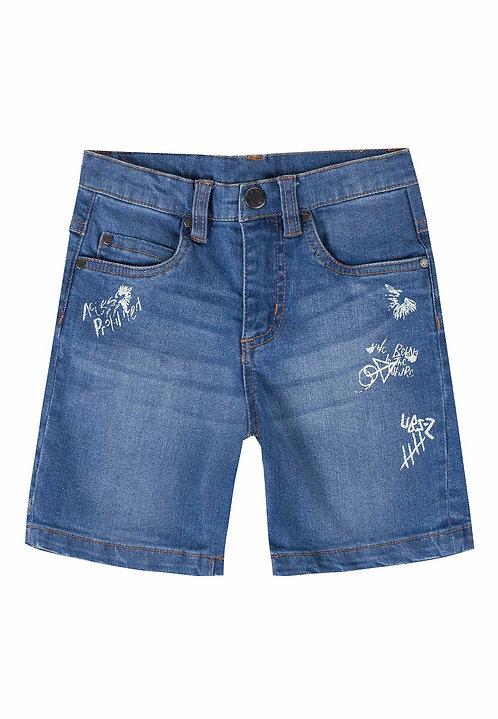 UBS2 -Denim Shorts