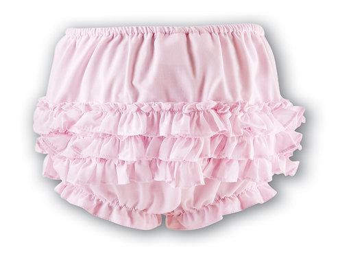Sarah Louise - Pink Frilly Panties