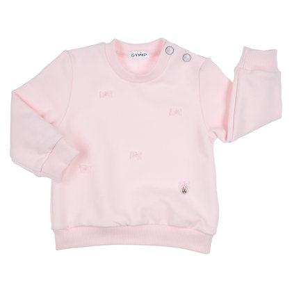 GYMP CARBONDOUX - Light Pink Sweater