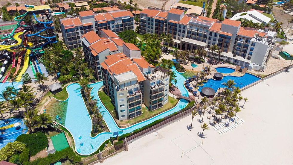 Beach Park Resorts / A partir de 10x R$ 233,90