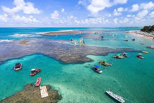 Recife e Porto de Galinhas