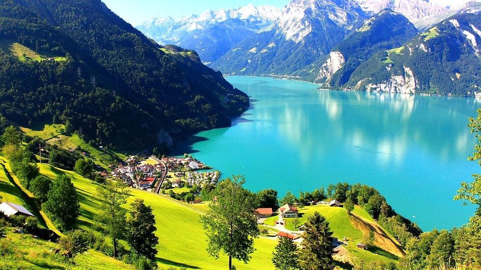 Suíça, Alemanha, Cruzeiro Fluvial no Reno e Bruxelas