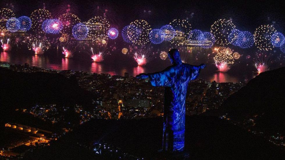 Reveillon Rio de Janeiro 20/21/ Entrada de R$ 469,00 + 9x R$ 390,15