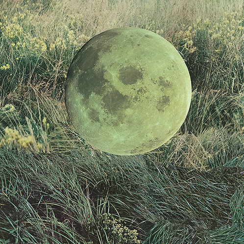"""'Hey Moon'  10 x 10"""""""