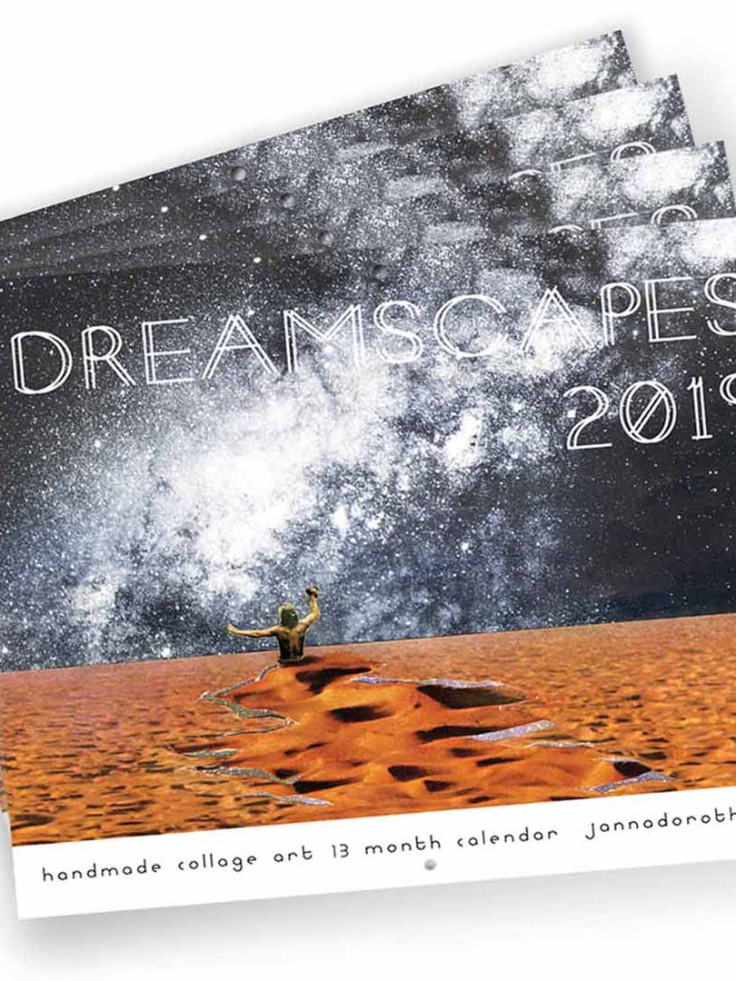 2019 calendar cover