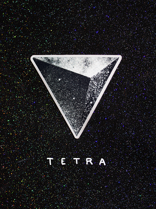 tetra sticker