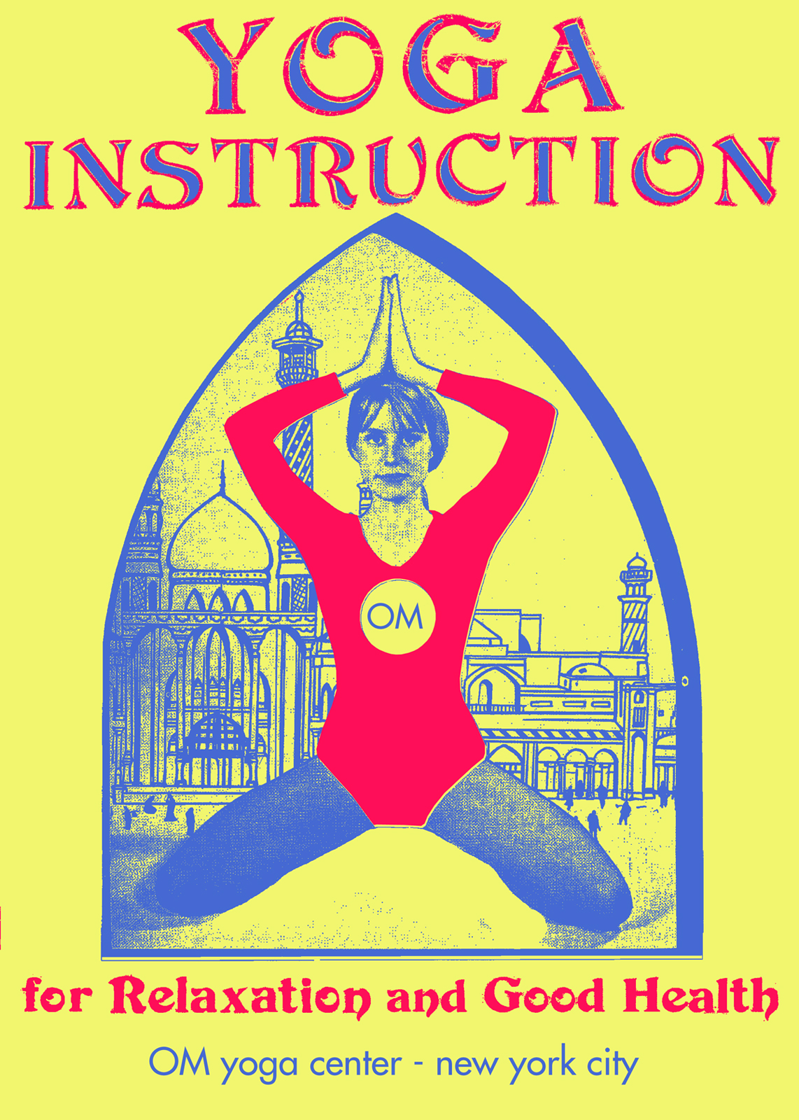 OM yoga instruction