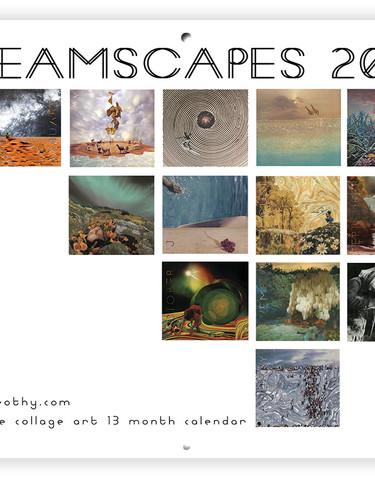2019 calendar cover, reverse