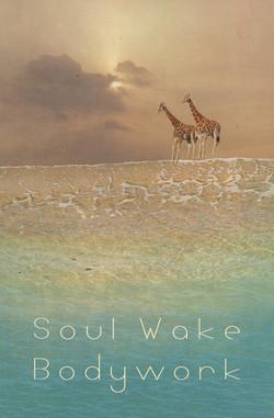 Soul Wake business card
