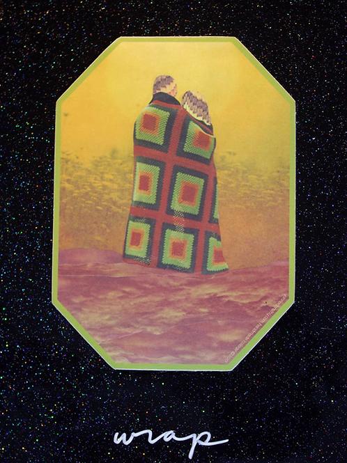 'Wrap' sticker