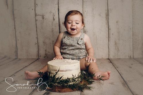 Cake Smash Petite Poser Package