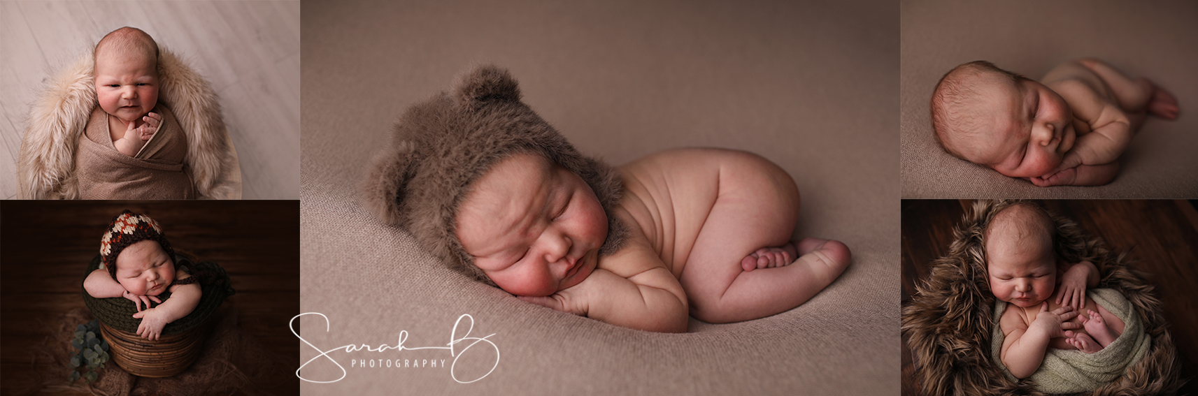 Brisbane newborn baby photographer digit