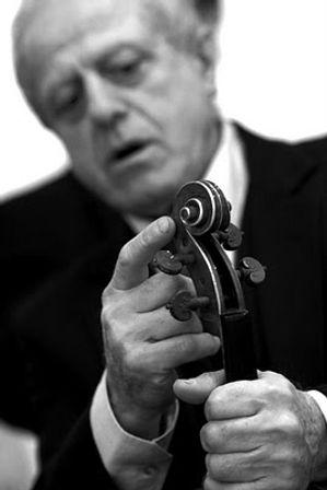 Violin Maker Maestro Leonidas Rafaelian