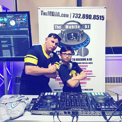 It's official!!!!! Now introducing Glenn as DJ G BEATZ!!!!!!!! Only _themobiledjacademy !! #djgbeatz #themdja #djgregnice