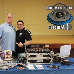 DJ Greg Nice and Harold Foley, Program Director.jpg