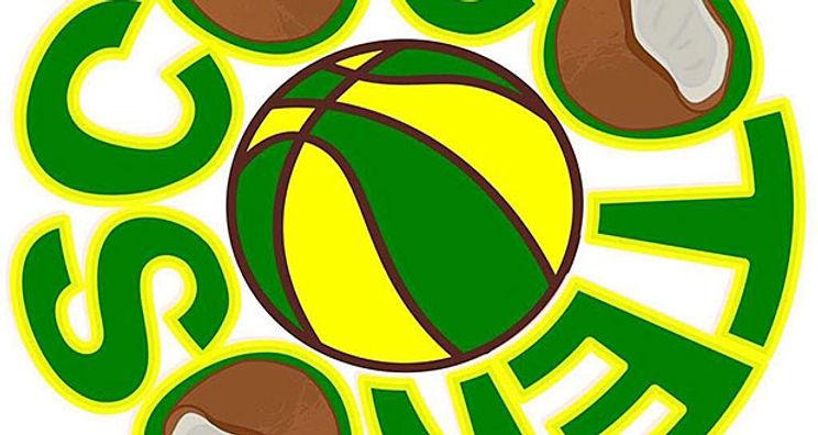 El logo oficial del equipo de los Cocoteros de Loíza.