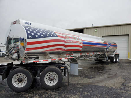 New Military-Themed Trailers Now in Service
