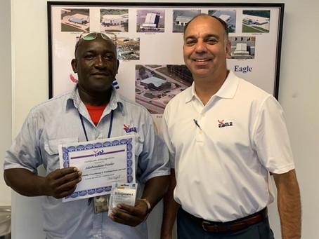 Driver Silahoudine Diallo Recognized for Assisting Motorist in Gainesville, FL
