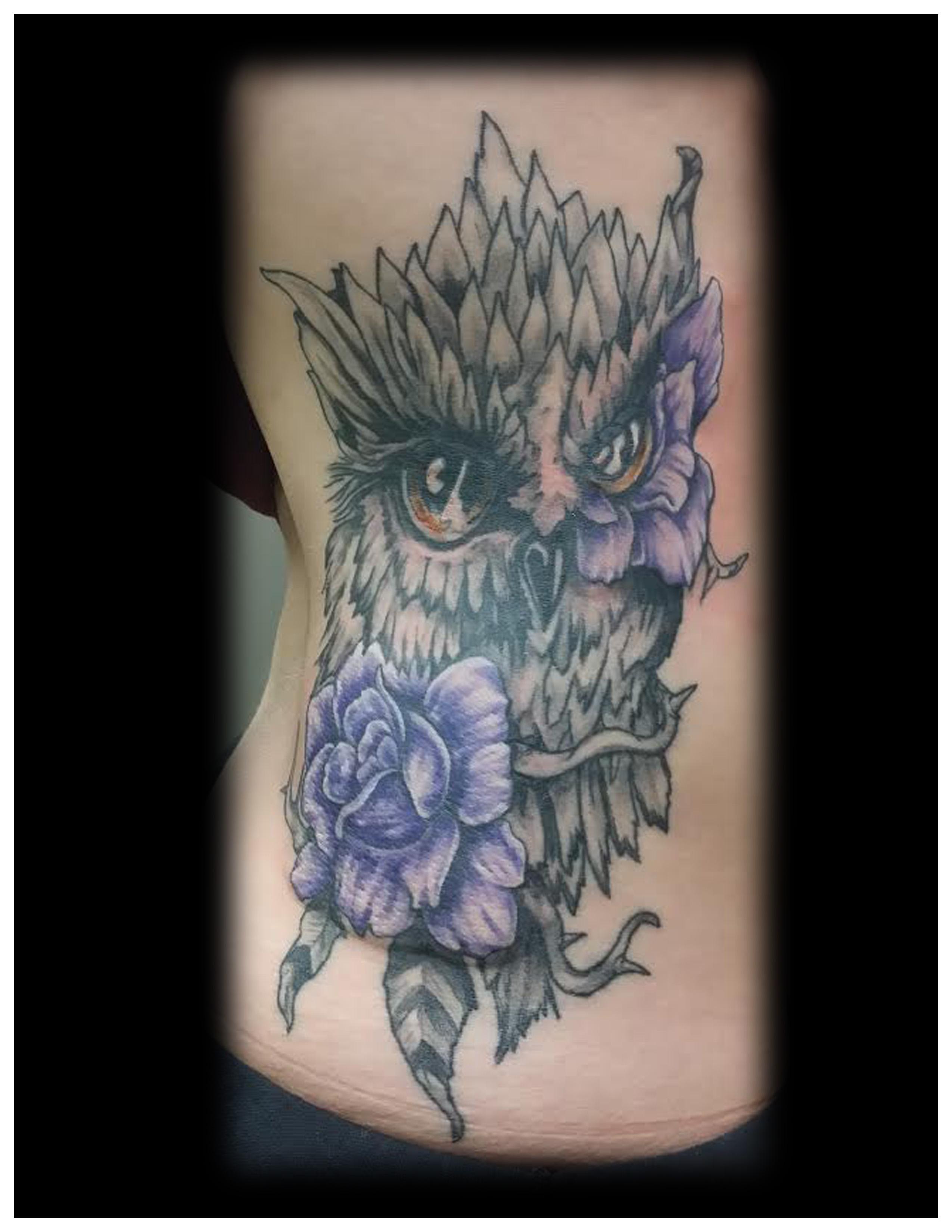g-rib owl