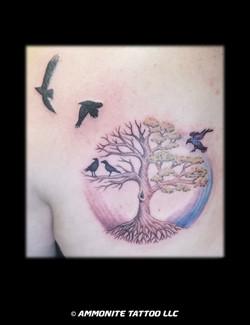 W-C-Crow tree