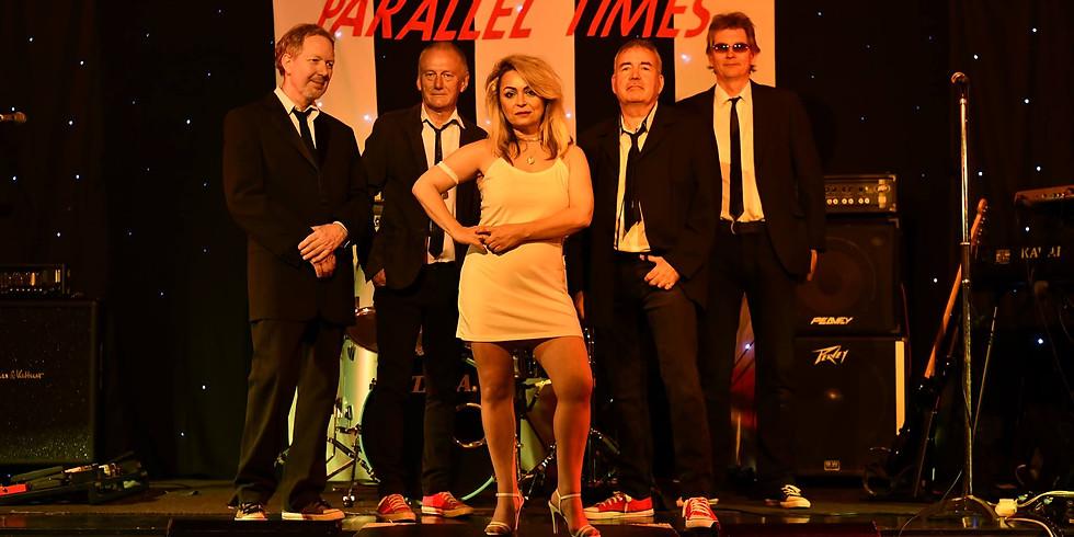 Parallel Times Blondie Tribute